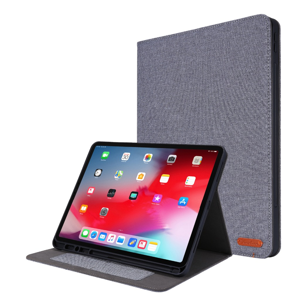 Holder inch Pro With For Coque 4th Tablet Pencil 2020 iPad Case For 12.9 Gen Pro iPad
