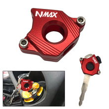 Motorcycle Key Case Cover For Yamaha NMAX 155 NMAX 150 NMAX 125 2015-2019 SEMSPEED Motorbike Accessories CNC Keychain Shell