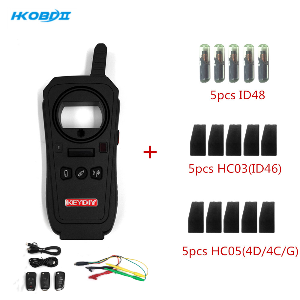 Image 1 - HKOBDII KEYDIY KD X2 KD X2 Remote Generator/ Chip reader / frequency Better than KD900 URG200 KD Mini Support Update Online-in Auto Key Programmers from Automobiles & Motorcycles