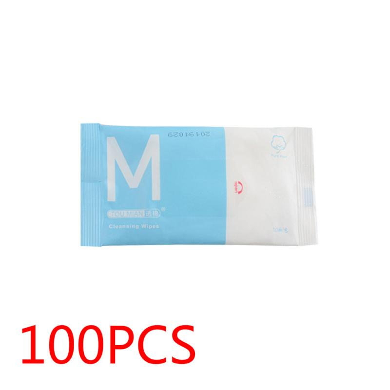 10pcs/ Pack Of Wipes Portable Disinfection Wipes Alcohol Free Cleansing Wipes Effectively Sterllize Clean And Disinfect Hot Sale
