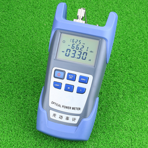 Image 3 - KELUSHI FTTH Φ с оптоволоконным измерителем мощности и визуальным локатором неисправностей и кабелем резак для зачистки