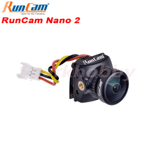 "Камера RunCam Nano 2 FPV, 1/3 ""700TVL CMOS Объектив 2,1 мм объектив 155/170 градусов FOV FPV камера для FPV RC Дрон, запасные части, аксессуары"