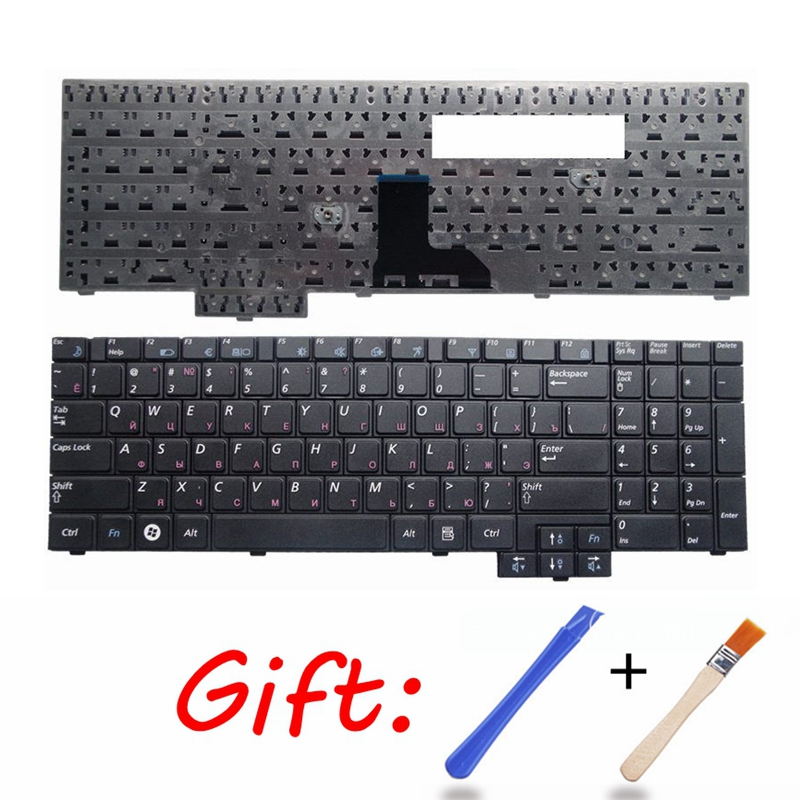 RU Black New Laptop Keyboard FOR Samsung R528 R530 R540 R620 R517 R523 RV508 R525 Russian