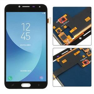 Image 5 - LCD עבור סמסונג גלקסי J4 2018 J400F J400 J400G/DS SM J400F LCD תצוגת מסך מגע Digitizer J4 2018 מסך חלקי הרכבה