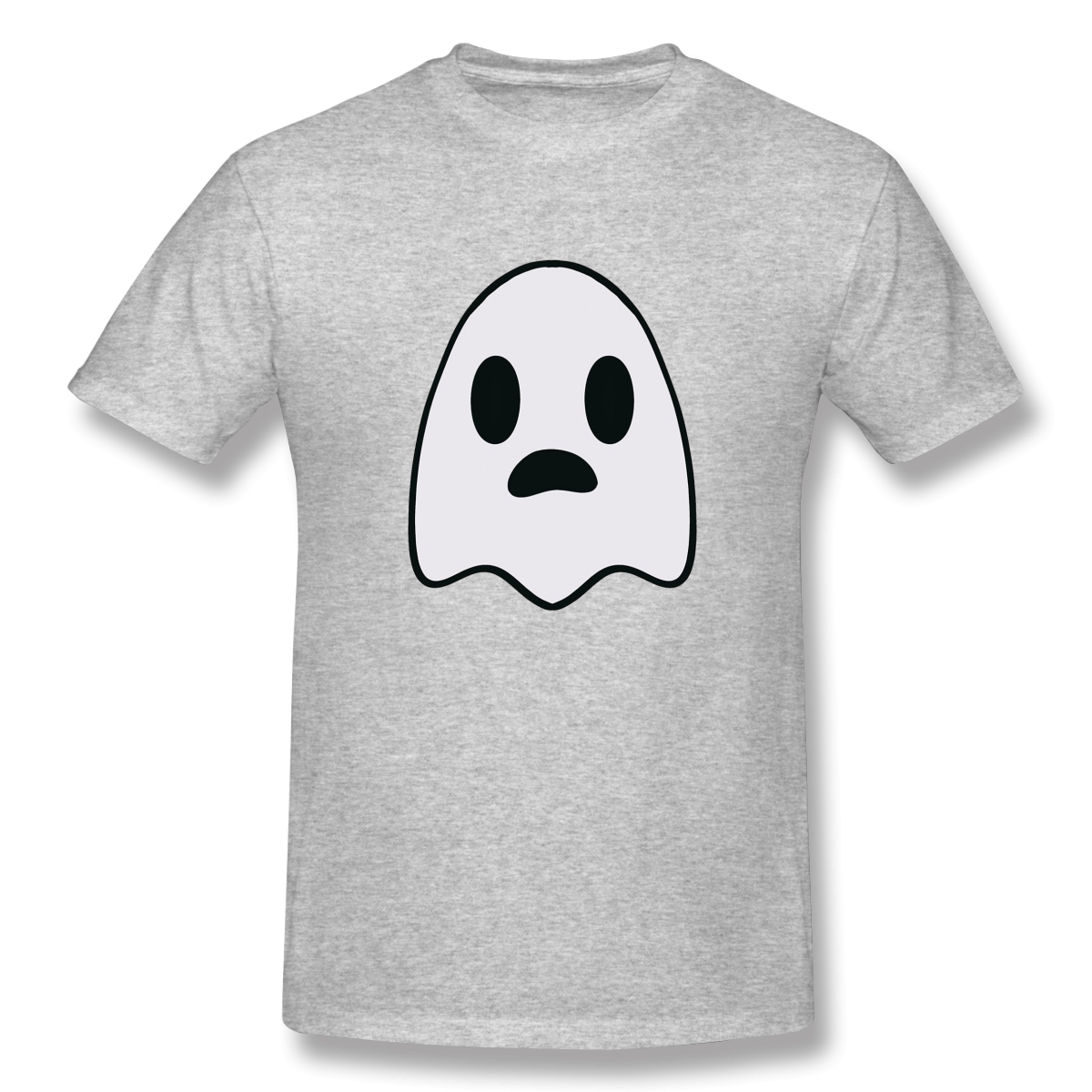 High Quality O-Neck 100 Cotton Tops & Tees band Dib's Ghost T-shirt summer / autumn sleeve short