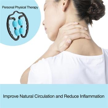 U Shape Trigger Point Massage Roller 6