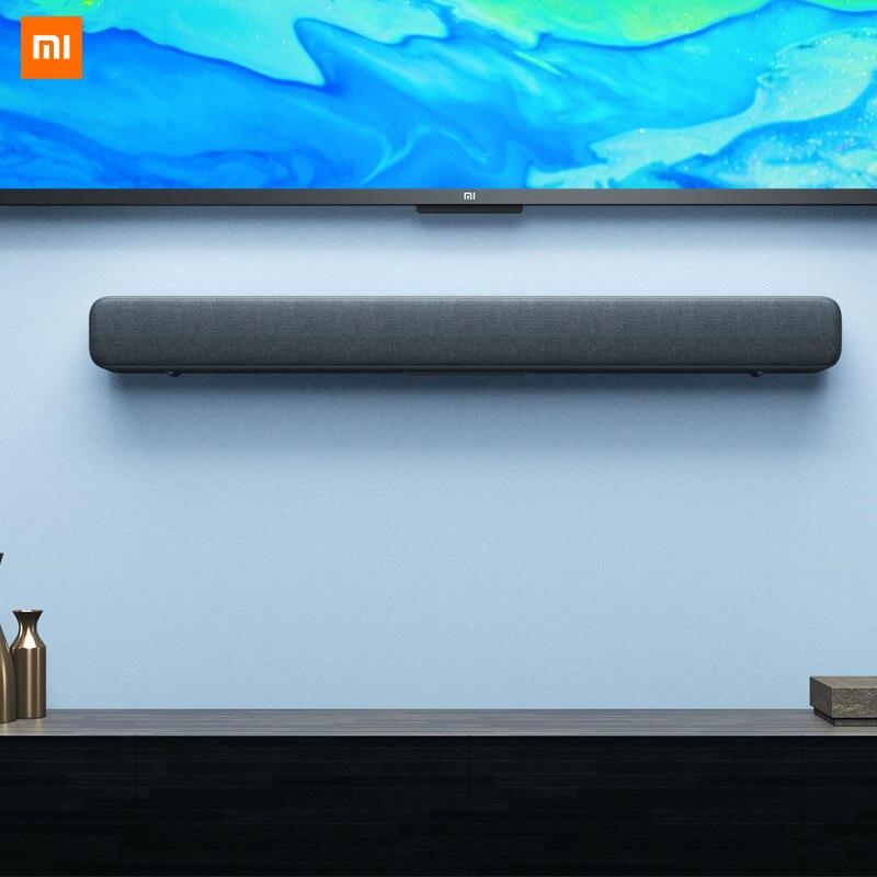 Оригинальный Xiaomi mi беспроводной ТВ домашний кинотеатр динамик аудио Саундбар SPDIF оптический Aux линейный звук бар поддержка Xiao mi samsung LG ТВ