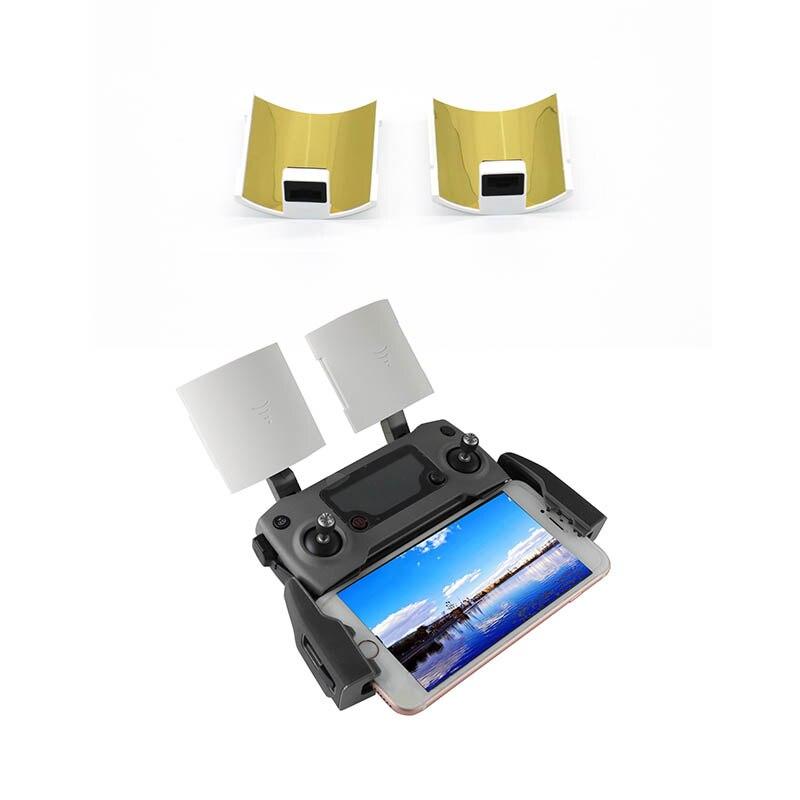 Range Extender For DJI Mavic Pro Mini Air Spark Mavic2 Remote Controller Antenna Enhancer Signal Booster Antenna Amplifier