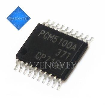 1pcs/lot PCM5100APWR PCM5100APW PCM5100A TSSOP-20 In Stock 10pcs lot uda1352 uda1352ts tssop 28
