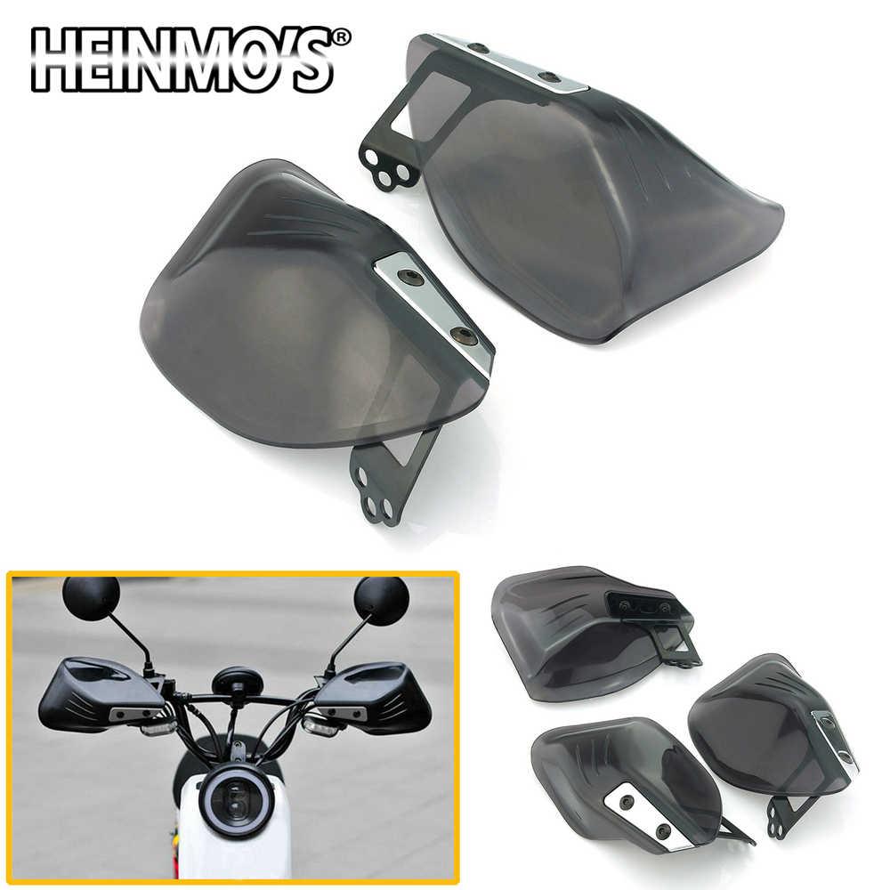 Универсальные модифицированные аксессуары для мотоциклов Yamaha Suzuki, защита для рук, защита для руля мотоцикла Yamaha Suzuki, внедорожник