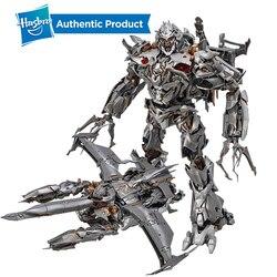 Hasbro Transformers Giocattolo Mpm Capolavoro Della Serie di Film Megatron Mpm 8 Ufficiale Hasbro E Takara Tomy Collector Figure