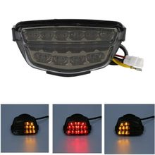 Motorcycle LED Tail Light Integrated Turn Signal For Honda CBR1000RR CBR 1000RR 2008-2015 for honda cbr 600rr 2013 2014 2015 motorcycle led rear turn signal tail stop light lamps integrated