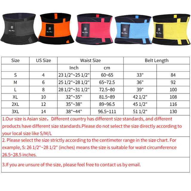 Women Xtreme Power Belt Slimming Body Shaper Waist Trainer Trimmer Fitness Corset Tummy Control Shapewear Stomach Trainers 5