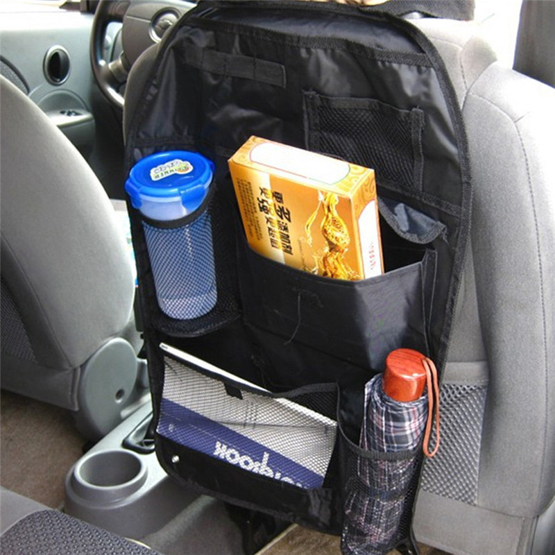 Holder Storage-Bag Back-Organizer Car-Accessories Auto-Seat Travel Universal Multi-Pocket