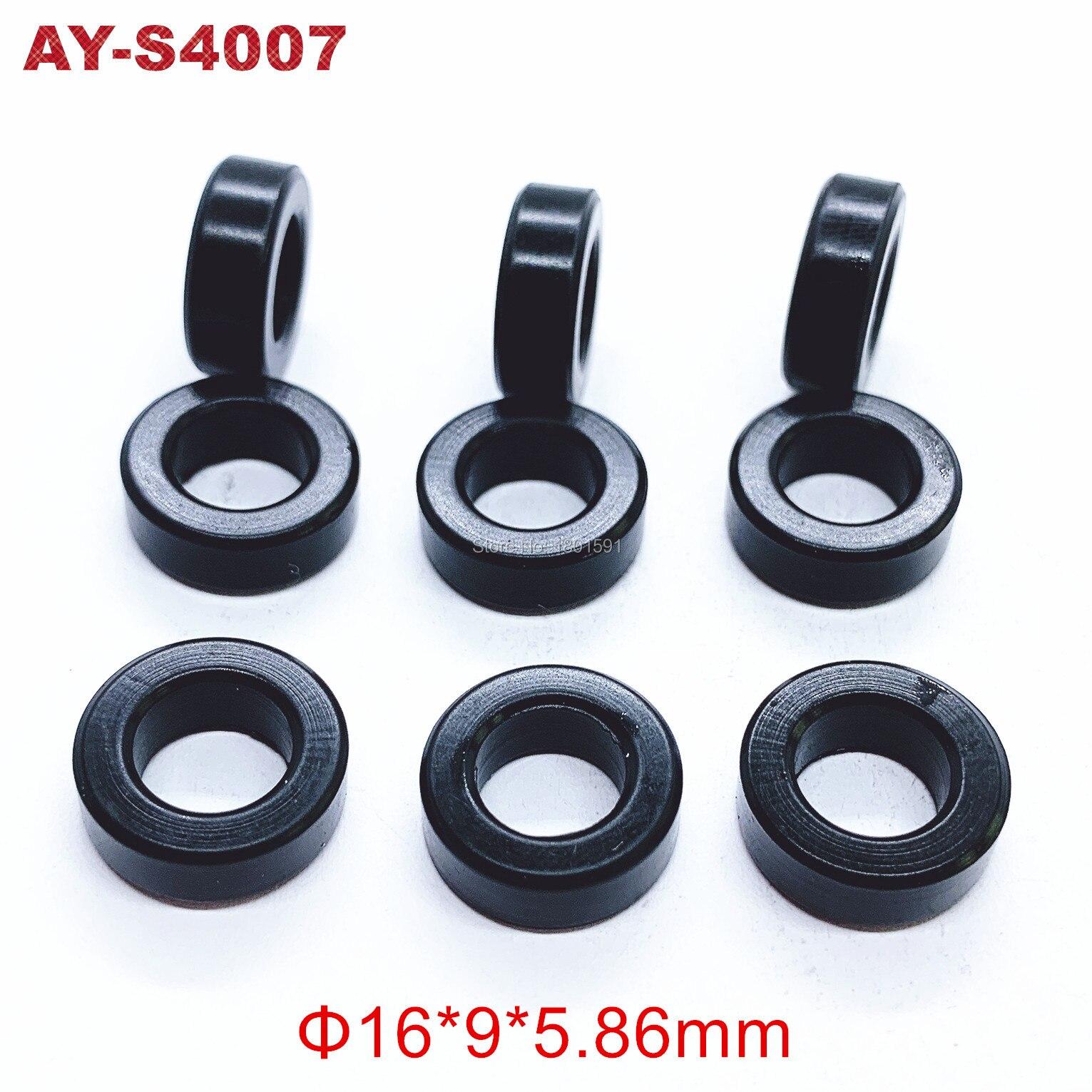 200 stück well gummi dichtungen oring 16*9*5,8mm für toyota kraftstoff injektor reparatur kits (AY-S4007)