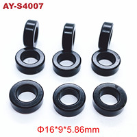 200pieces corrugated rubber seals oring 16*9*5.8mm for toyota fuel injector repair kits (AY S4007)