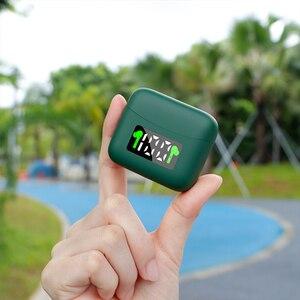 Image 4 - ANC J5 Tws Bluetooth 5.0 Wireless Headphones Sport Earphones Stereo Waterproof Earbuds Music Touch Control Headphones With Mic