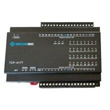 を 32 チャンネル NPN トランジスタ 100mA 出力 Do RS485 RS232 Modbus TCP & RTU モジュール