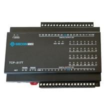 32 channel DO ทรานซิสเตอร์ NPN 100mA เอาต์พุต DO RS485 RS232 Modbus TCP & RTU โมดูล