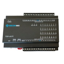 32 kanaals DOEN NPN Transistor 100mA Uitgang DOEN RS485 RS232 Modbus TCP & RTU Module