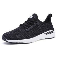 Woven Lace up Unisex Men Casual Shoes Breathable Booast Outsole Spring Lover Light weight Sport Sneaker Shoes Woman Size35 48