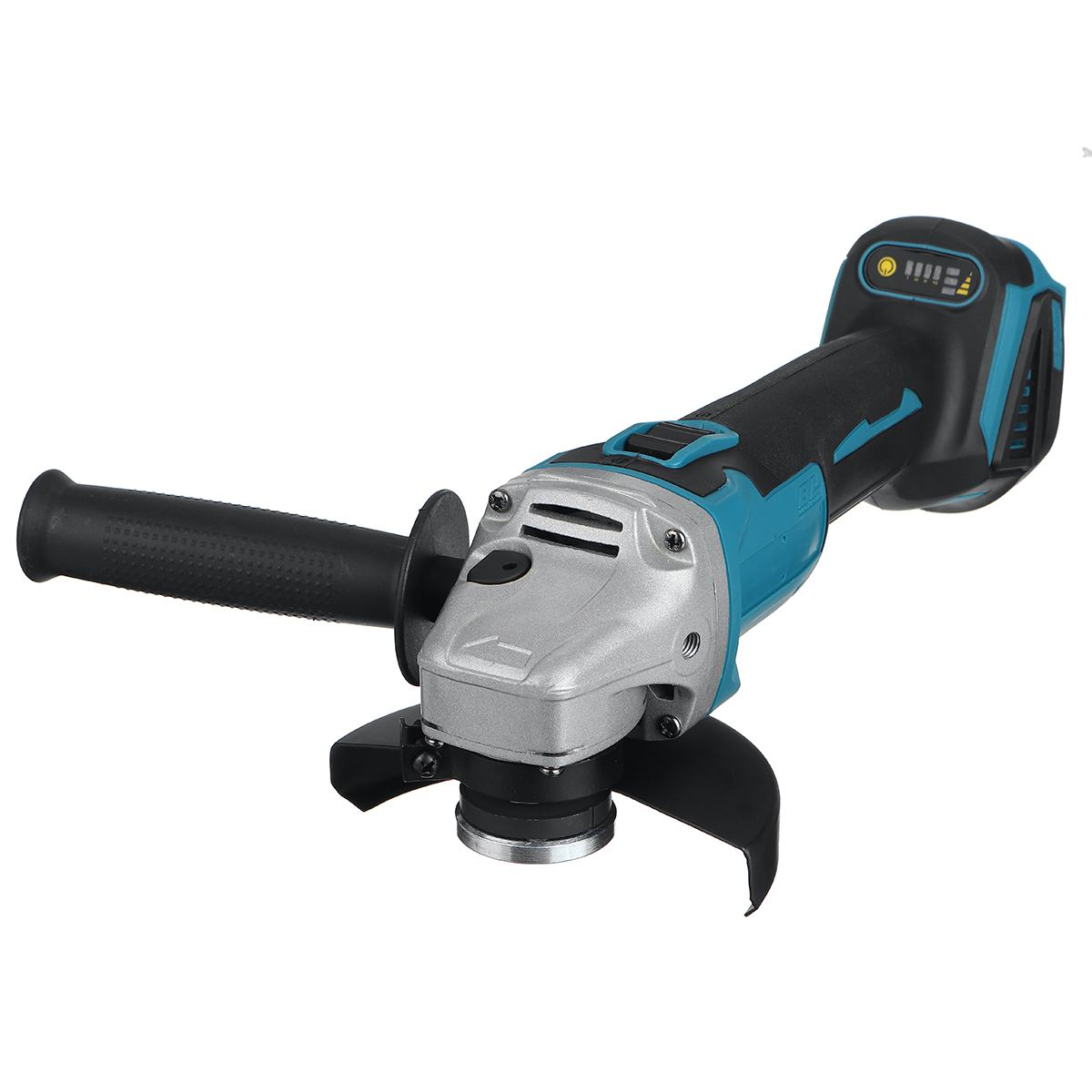 800W 125mm Brushless Battery Makita Power Cutting Electric Grinder For Machine Impact 18V Cordless Polisher DIY Tool Angle