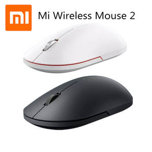 Xiaomi Office-Gaming-Mouse Notebook Laptop Mouse-2 White Wifi Black Portable Wireless