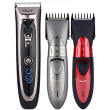 Trimmer Barber-Cutter Hair-Clipper Electric-Hair-Cutting-Machine Ckeyin Sharp Professional