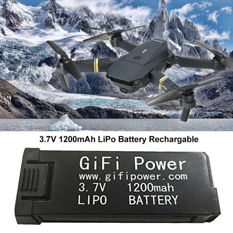 Power Lipo Battery E58 1200mAh 3.7V 1200mAh Replacement Electronic For JY019 S168 E58 M68