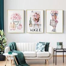 Модные ботильоны для девочек на высоком каблуке nordic розовый