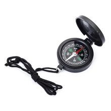 portable mini camping hiking navigation portable handheld compass survival practical guider Classic Style Pocket Watch Flip Compass Portable Camping Hiking Navigation Compass Car Compass With Lanyard