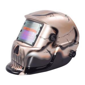 Image 4 - 8 Styles Welding Helmet Auto Darkening Darkening Welding Multifunction Protective Welding Mask UV Protection Lens Tig Helmets