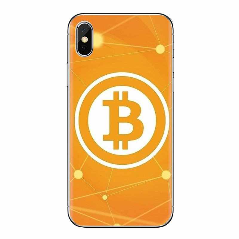 Iphone xs 最大 xr × 4 4 s 5 5 s 5C se 6 6 s 7 8 プラスサムスンギャラクシー J1 J3 J5 J7 A3 A5 bitcoin ahegao 原宿漫画ソフトケース