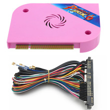 цена на 1300 in 1 Heroes of the storm 2 VGA / HDMI output for LCD jamma arcade cabinet machine game board 1300 games multigame card