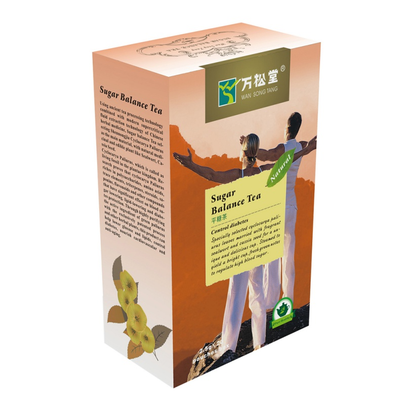 High Blood Sugar Top Quality New Sugar Balance Tea Blood Diabetic Tea Lower