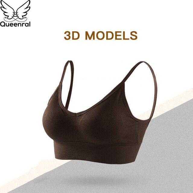 2 Pcs Bras For Women Sexy Seamless Bra U Type Backless Bra Push Up Bralette Brassiere Women Bra Soutien Gorge Femme 4