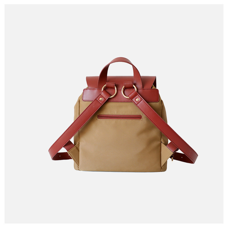 mochila para mulheres coreano moda mommy bolsa de ombro