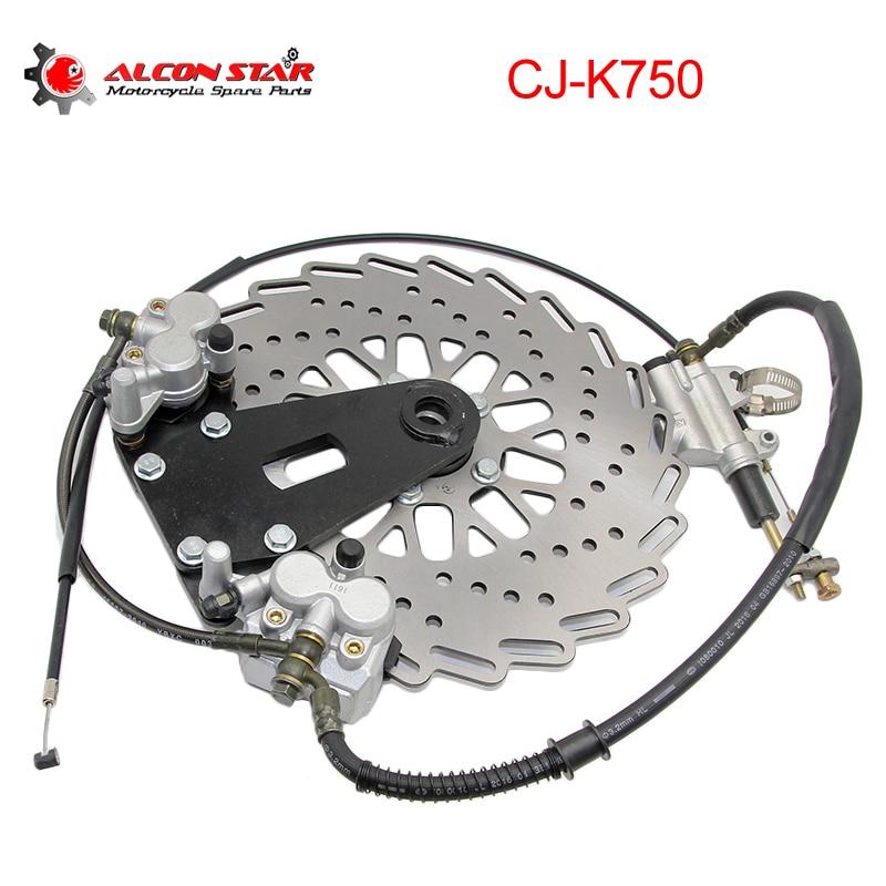 Alconstar тормозной суппорт для мотоцикла, Комплект тормозных колодок для BMW R12 R51 R71 Ural M1, для BMW, R12, R51, R71, M1, M 72