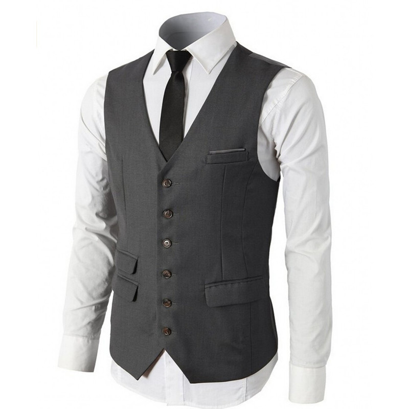 11.1 Hot Sale New Wool Vest Smoking Suit Groom`s Godfathers Vest Suit Custom Made Slim Fit Best Man Wedding Groom Men`s Suits