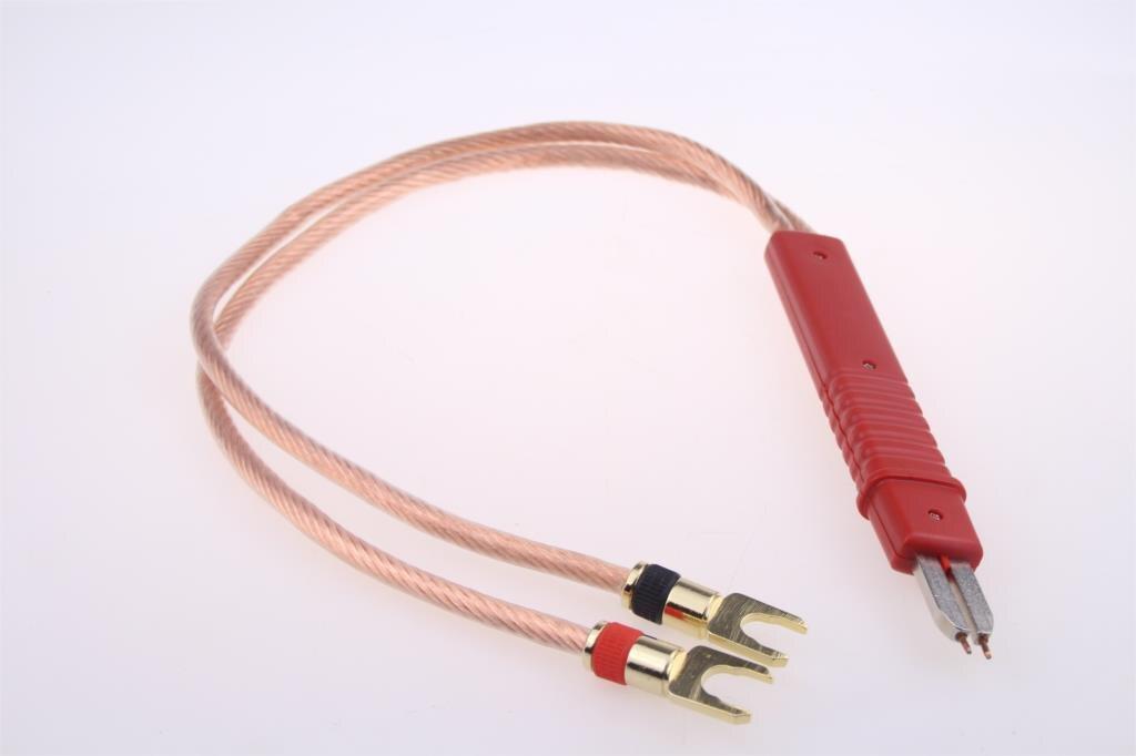Fil de cuivre de type Y de stylo de soudure par points de batterie de HB-71A approprié à la Machine de soudure 709A 719A stylos personnels de soudure par points d'impulsion de bricolage