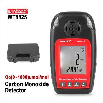 RZ Carbon Monoxide Detector Independent CO Gas Sensor Warning-up High Sensitive Poisoning Alarm Detector
