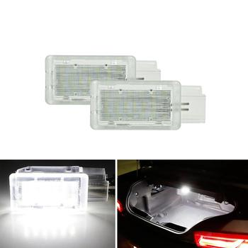 White LED Trunk Liftgate Light For Chevrolet Camaro Cruze Trax Spark, Cadillac XTS, Buick Lacrosse, GMC Acadia etc.