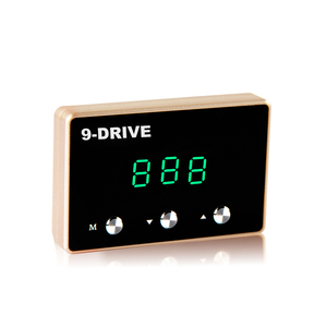 Image 1 - 9 mode LED Auto throttle controller car Sprint booster racingBooster for BMW e39 e46 1/3/5/7 all series X1/x3/x5/x7 for mini