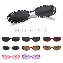 Fashion Sunglasses Eyewear Frame Sun-Shades Women Small Gafa UV400 Oculos Cat-Eye Street