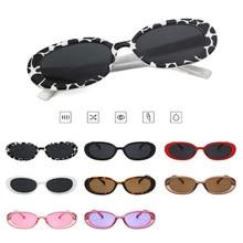 Frauen okulary Kleine Rahmen Sonnenbrille Cat Eye Sonnenbrille UV400 Sonnenschutz Gläser Straße Brillen mode Sonnenbrillen oculos gafa
