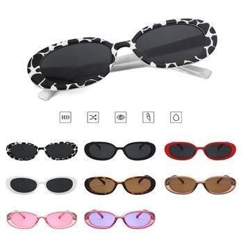 Women okulary Small Frame Sunglasses Cat Eye Sunglasses UV400 Sun Shades Glasses Street Eyewear fashion Sunglasses oculos gafa недорого