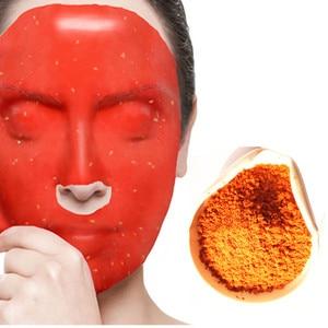 1 bag 20g 100% Goji facial skin care cream mask powder for face whitening moisturizing anti-aging makeup concealer tool(China)