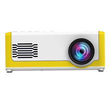 Mini LED Projector High-definition LCD Portable Mobile Phone Home Proje