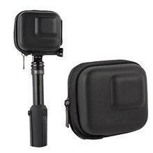 Gosear Waterproof Dustproof Shockproof EVA Hard Shell Accessories Protective Carry Case Bag for Gopro Hero 8 7 6 5 Go Pro Camera