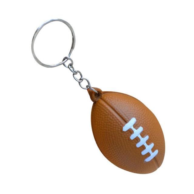 1 шт ПУ брелок спортивные футбольные игрушки брелки ювелирные изделия подарок для мальчиков и девочек спортивный элемент Брелки футбольные брелки ювелирные изделия